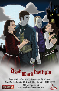 Dead Until Twilight